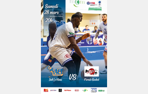 Match JALT - Pornic Basket St Michel